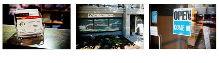 vancouver chiropractor and massage therapist